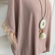 Blush Feather Detail Top (5)